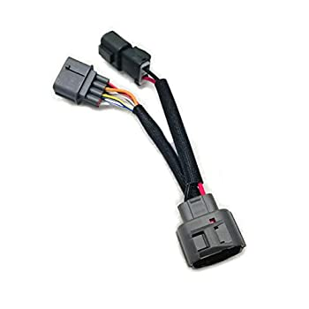 Unlimited Rider Engine Harness OBD1 to 10 Pin OBD2 Distributor Adapter Jumper Harness EG DC For Acura INTEGRA For HONDA CIVIC 1992-1995