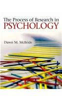 BUNDLE: McBride, The Process of Research in Psychology and McBride, Lab manual for Psychological Research 2e