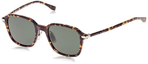 Hugo Boss BOSS0909S-1GF85-51 HUGO BOSS Sonnenbrille BOSS0909S-1GF85-51 Rechteckig Sonnenbrille 51, Mehrfarbig