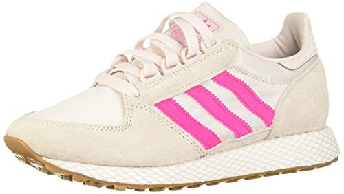 adidas Forest Grove W, Scarpe da Ginnastica Donna, Multicolore (Orchid Tint S18/Shock Pink/Ftwr White Orchid Tint S18/Shock Pink/Ftwr White), 36 EU