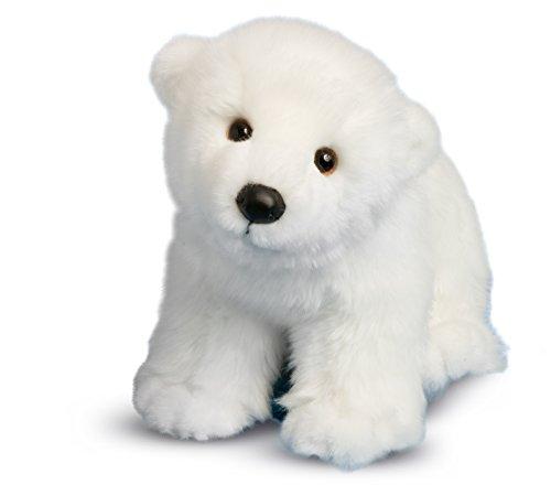 Douglas Marshmallow Polar Bear Cub Plush Stuffed Animal