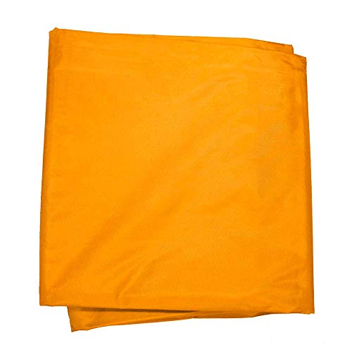 Lazy Place Pur XXL Sitzsack Outdoor Bezug, ca. 140 x 180 cm, Neu (orange)