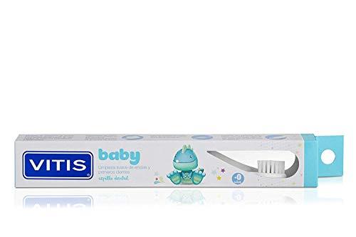 VITIS Baby Cepillo Dental, Negro, Estándar