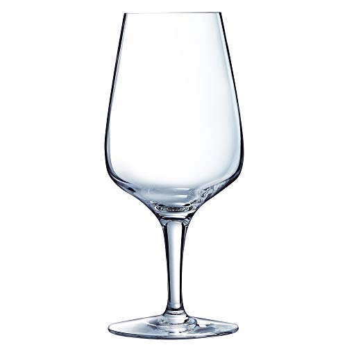 Chef & Sommelier ARC N5368 Sublym wijnkelk wijnglas, 350ml, Krysta kristalglas, transparant, 6 stuks