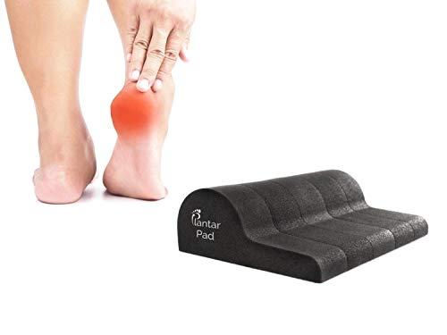 Almohadilla plantar – Tratamiento de fascitis plantar – cura dolor de pie, dolor de talón, y fascitis plantar – Cura basada en evidencia para el dolor de pies