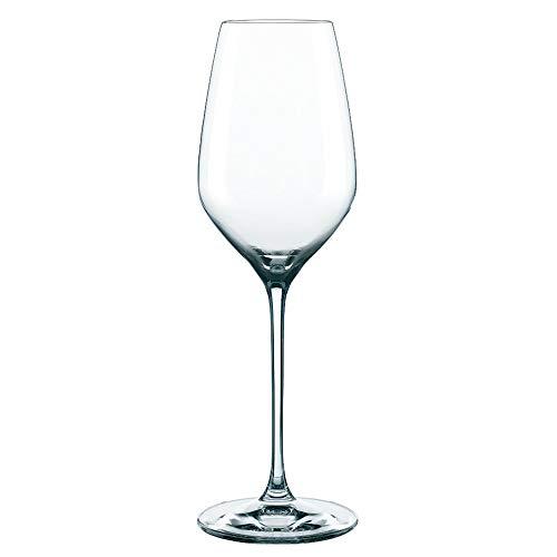 Spiegelau & Nachtmann, 4-teiliges Weißweinkelch-Set XL, Kristallglas, 500 ml, Supreme, 0092081-0
