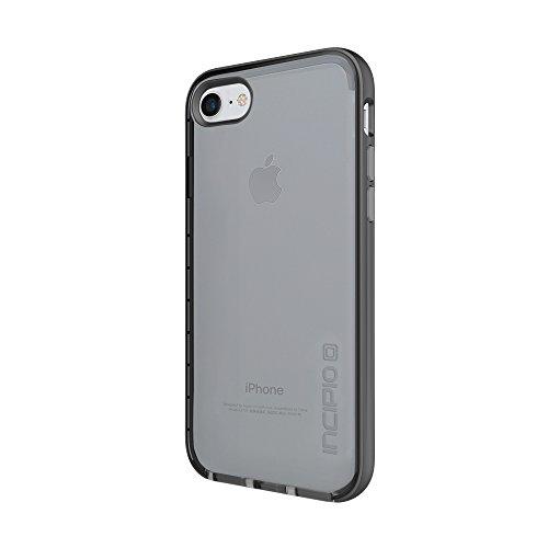Incipio Reprieve Lux - Funda para iPhone 7, Color Gris Ceniza/Negro/Antracita