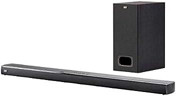 Monoprice SB-200SW Premium Slim Sound Bar with Subwoofer & Bluetooth