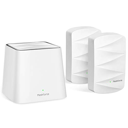 Our #4 Pick is the MeshForce Whole Home M3 Wi-Fi System