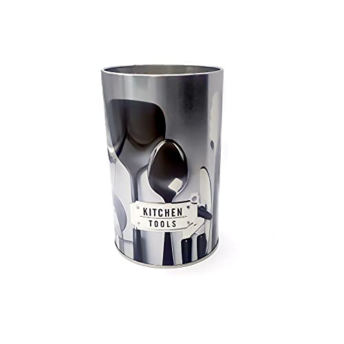 EUROXANTY Porta utensilios de cocina | Porta cubiertos | Diseño moderno y...