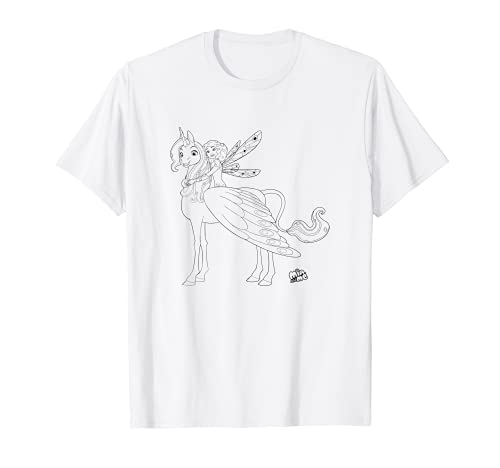Mia and me - Girlpower - Onchao&Mia T-Shirt