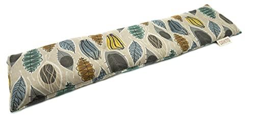 Saco Térmico Semillas Cervical de Trigo y Lavanda para Microondas | Saco Semillas Cuello, Lumbar | Saco semillas grande | 55x13 cm | MaxiCervical