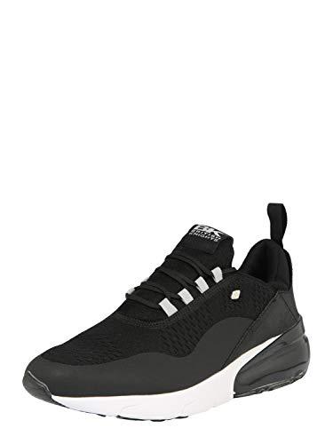 British Knights Herren Valen Sneaker, Schwarz Black 07, 45 EU