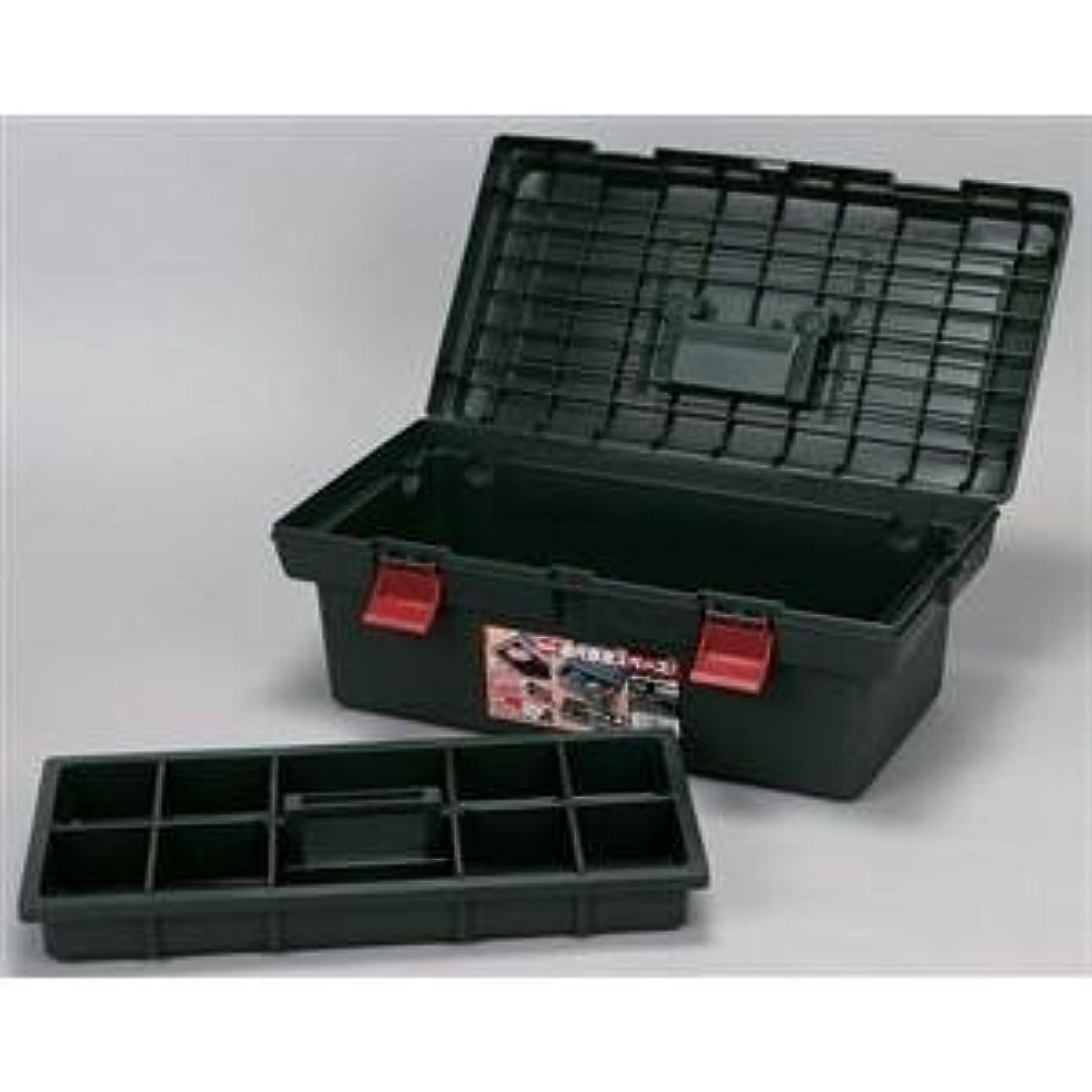 棚スローガン道路サンカ(Sanka) ユナイテッド工具箱 #260 Gr クリア 580×300×220(mm) AP-3087