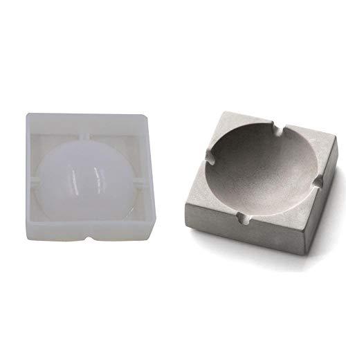 Funihut siliconen vorm zeep, kristal, asbak, geur, gips, autovorm, zeep, vorm