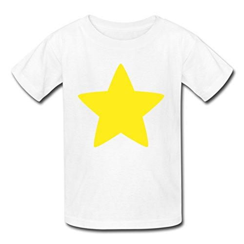 Steven Universe Star KingDeng Cheapest White Child T-Shirt Large