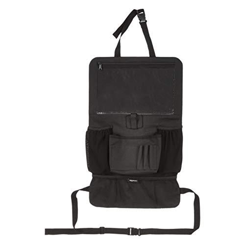 Amazon Basics - Portaoggetti per il retro del sedile dell'auto