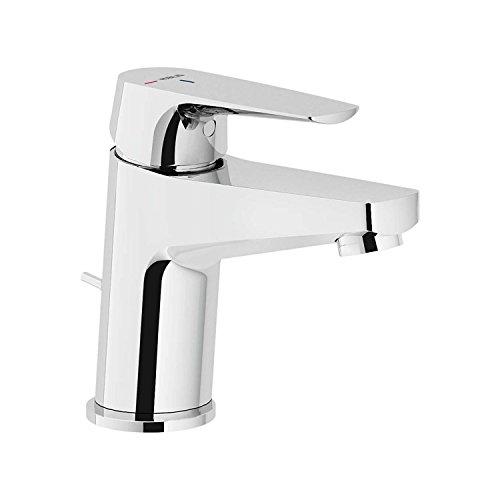 Nobili rubinetterie nbe84118/1CR grifo lavabo a bajo agua