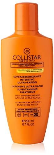 Collistar Special Perfect Tan Intensive Ultra-Rapid Supertanning Spf20 200 ml