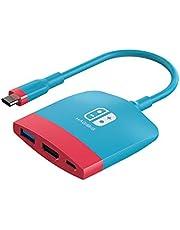 Nintendo Switch Dock 4K HD TV USB-C Hub Type-C