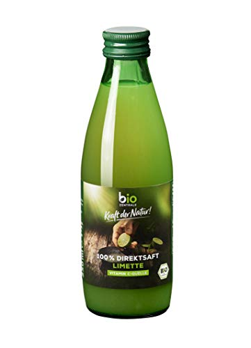 biozentrale Limettensaft, 6er Pack (6 x 200 ml)