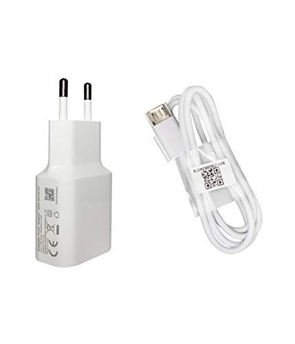 Movilux_ES Cargador Original MDY-08-EO (5V/2A) + Cable Micro