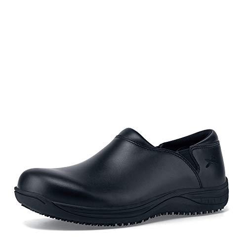MOZO Men's Forza Industrial & Construction Shoe, Black, 11 2E US