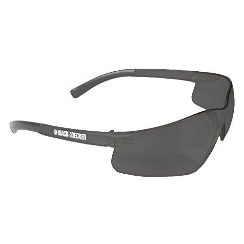 Black & Decker BD260-2BX - Gafas de seguridad con lente ahumada