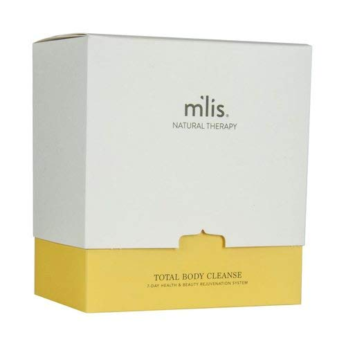 M'lis Total Body Cleanser 7-Day Health & Beauty Rejuvenation System