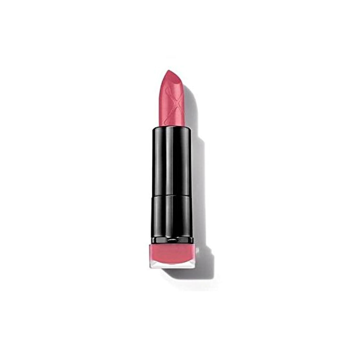 永久ゴシップ混乱マックスファクターカラーエリキシルマット弾丸の口紅は、20ローズ x4 - Max Factor Colour Elixir Matte Bullet Lipstick Rose 20 (Pack of 4) [並行輸入品]