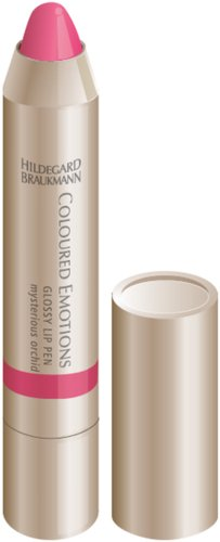 Hildegard Braukmann > COLOURED EMOTIONS Glossy Lip Pen Mysterious Orchid 2 g