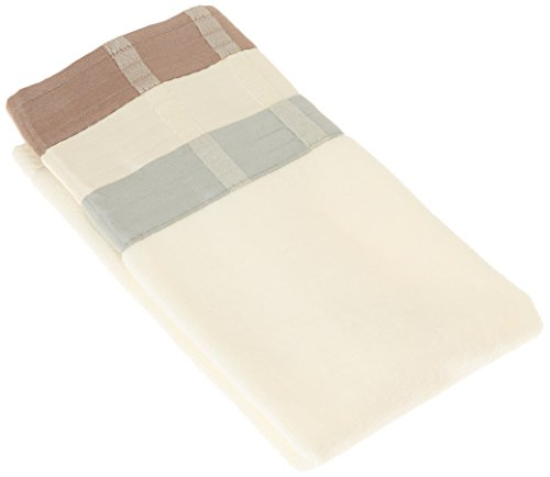 Croscill Fairfax Fingertip Towel, 11 by 18-Inch