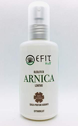 Efit Olio di Arnica - 100% puro e naturale