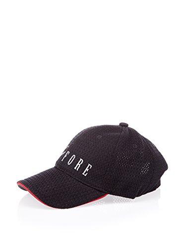 XFORE Golfwear Cap Oxford schwarz one size