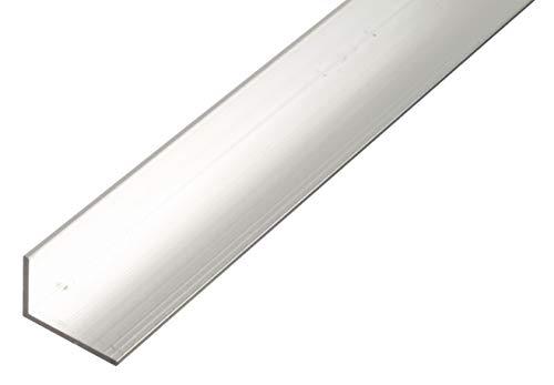 GAH-Alberts 470241 Winkelprofil | Aluminium, natur | 1000 x 50 x 30 mm