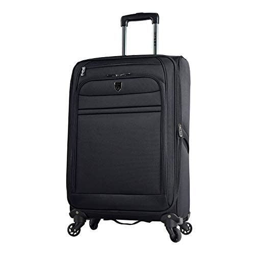 Travelers Club WP-29724-001 24in Spinner Upright - Black