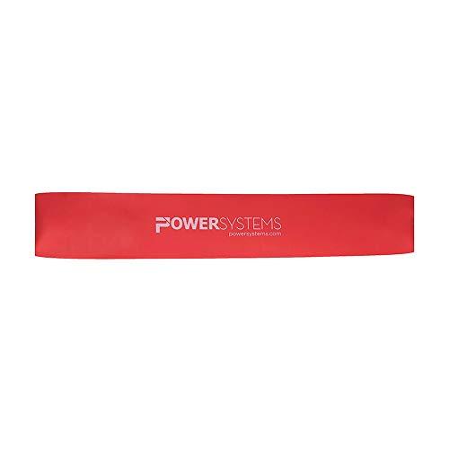 Power Systems 84810 Versa-Loop Resistance Band, Red, Medium