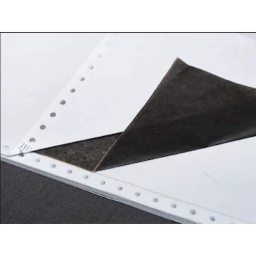 Chirag Dot Matrix Printer Paper 10x12x2 Part 60 gsm (Set of 1000)