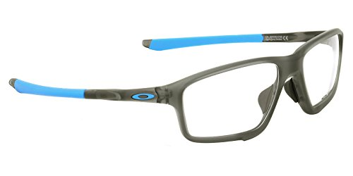 OX8080 0158 サイズ OAKLEY (オークリー) メガネフレーム CROSSLINK ZERO ASIA FIT Satin Grey Smoke CROSS...