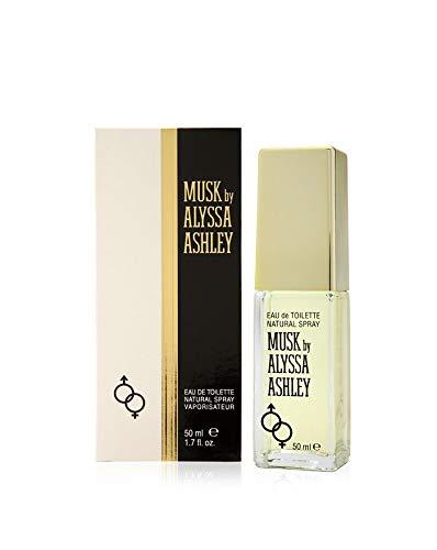Musk di Alyssa Ashley - Eau de toilette Edt - Spray 50 ml.