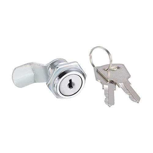 Caja por la puerta del gabinete de metal de punto único de seguridad cerradura de la leva