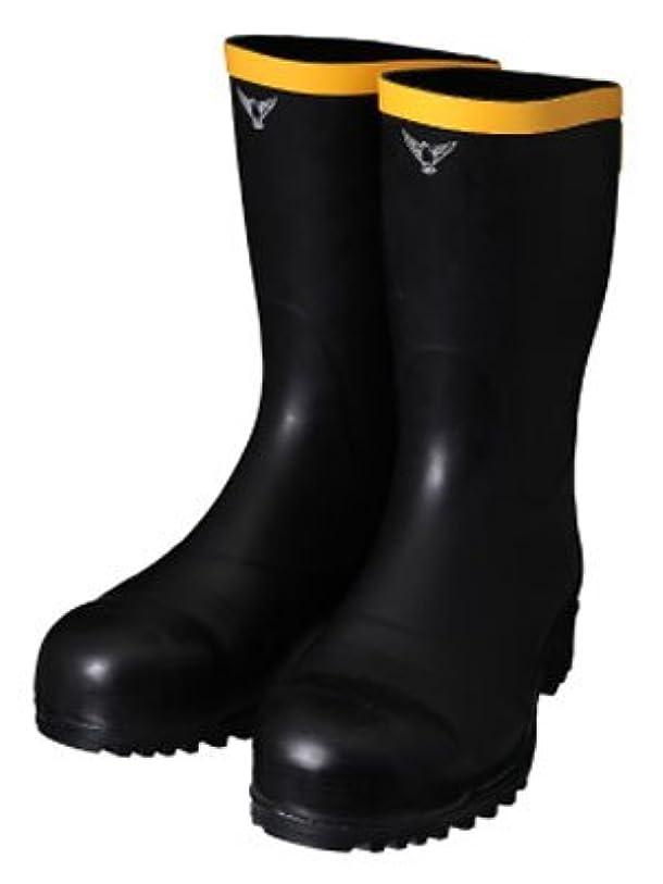 伝統マザーランド家事をするシバタ工業 安全静電長靴 ブラック 28.0cm ※メーカー直送品 AE011