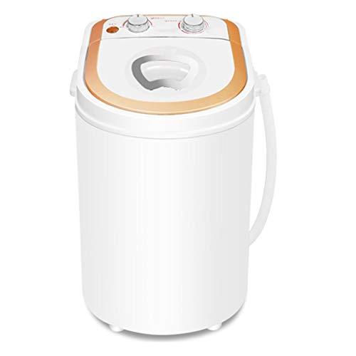Wasmachine voor baby- en kinderen, mini-wasmachine A +++ eenbuis 2,2 kg, loaded, kleedring wasmachine B