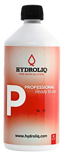 Hydroliq Professional - sichere rückstandsfreie Desinfektion von Oberflächen - hautverträglich, eliminiert 99,99% aller Viren, Bakterien, Pilze und Sporen, Swiss Made