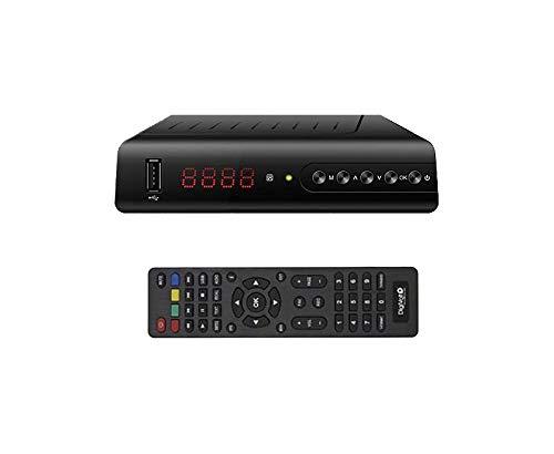 Digivolt TDT HD y TDT 2 Alta Definición USB Rec TDT-7405