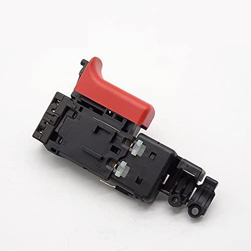 SDUIXCV Interruptor de gatillo para Bosch GBH 2-20 GBH2-20 GBH2-20RE GBH2-20DRE GBH2000RE TBH2000DRE Repuestos de Martillo Giratorio