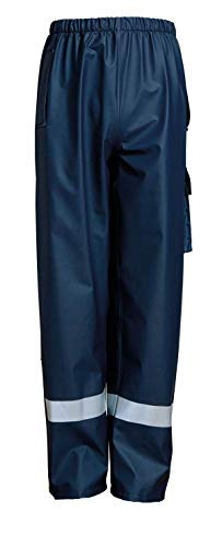 Elka Regenhose Multinorm Bundhose 022450 XL Marineblau