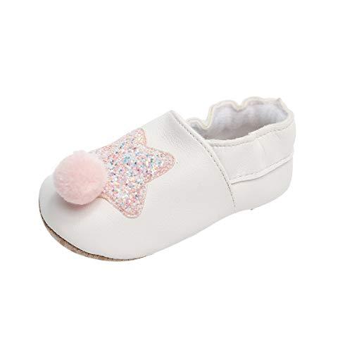 koshine Chausson Cuir Souple B/éb/é Chaussures Enfant Fille Gar/çon 0-24 Mois