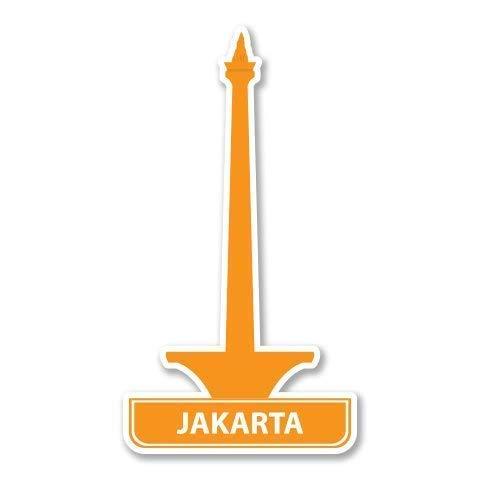 Carframes18 Jakarta Indonesia Vinyl Sticker Bumper Sticker Decal