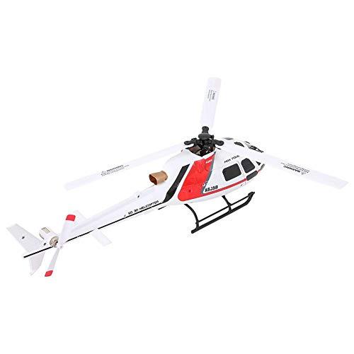 RC Hubschrauber, 6CH 1106 11000KV Ferngesteuerter Hubschrauber mit Kreisel, Modell Hubschrauber Hobby RC Hubschrauber, Brushless Motor Elektro RC Flughubschrauber Spielzeug für Kinder & Erwachsene